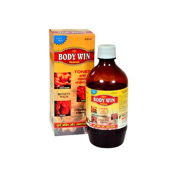 Bodywin - Syurup